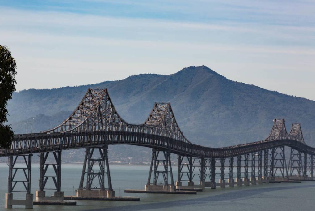 Work Crews to Begin Repairs on Richmond-San Rafael Bridge