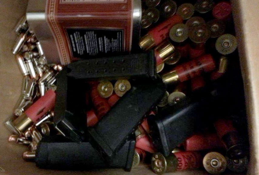 California Cop Admits Stealing Thousands of Bullets Over 30 Years, Escapes Theft Charges