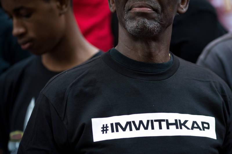 f9f16c0ab  ImWithKap  Celebrities Lead Super Bowl Boycott in Support of Colin  Kaepernick