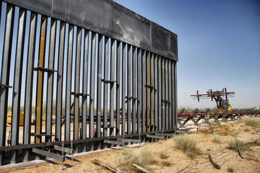 If Trump Declares an Emergency to Build the Wall, Congress Can Block Him