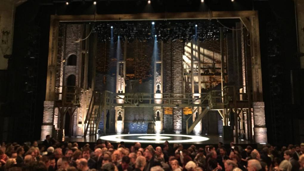 Panicked Audience Evacuates 'Hamilton,' Leaving 4 Injured