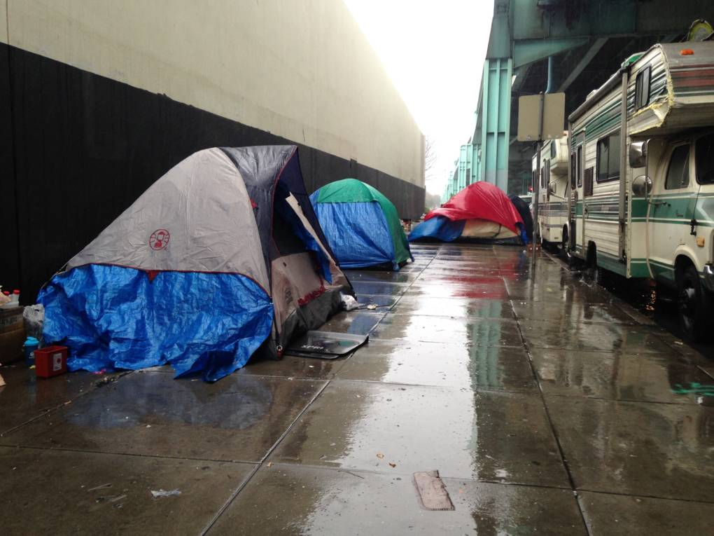 'It's a Cold Hell': S.F. Homeless Say City Not Doing Enough to Help Them During Storms