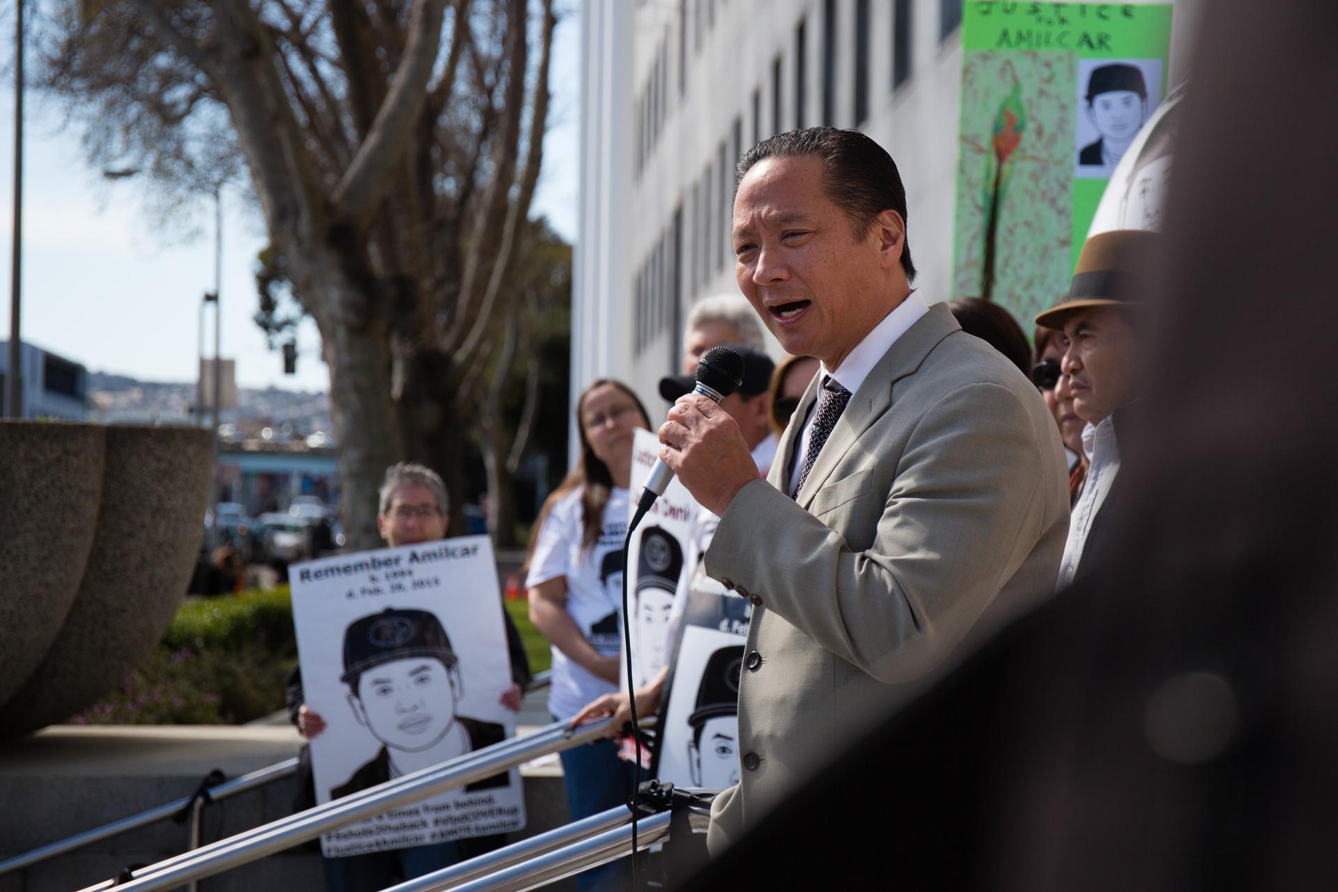 San Francisco Public Defender Jeff Adachi Dies at 59
