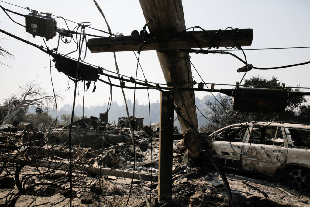 What Could Be Worse Than the Next Big Fire? The Next Big Fire Caused by PG&E
