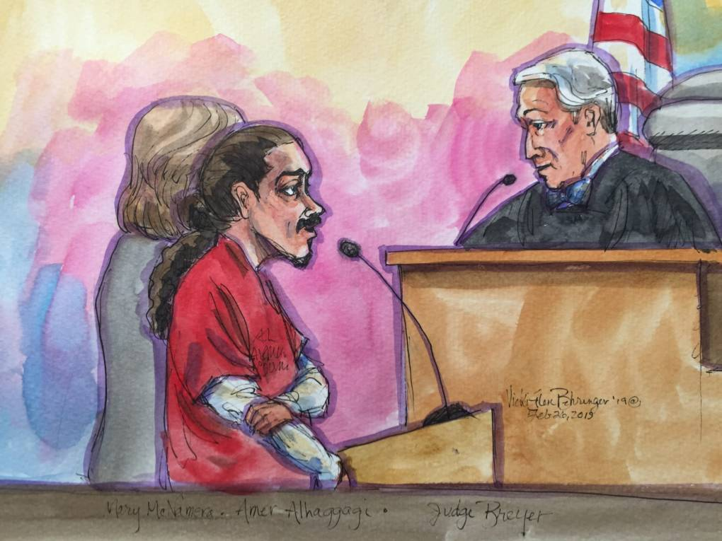 15-Year Sentence for Oakland Man Who Pleaded Guilty to Terrorism Charge