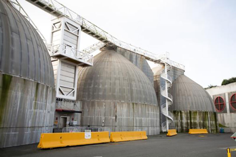 State Raises Safety Concerns at S.F. Sewage Treatment Plant Near Ocean