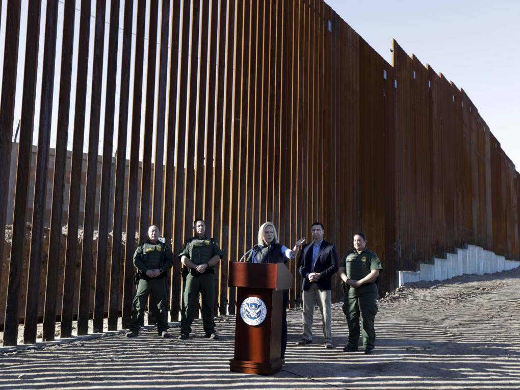 Government Can Waive Environmental Laws to Build Border Wall Prototypes, Court Rules