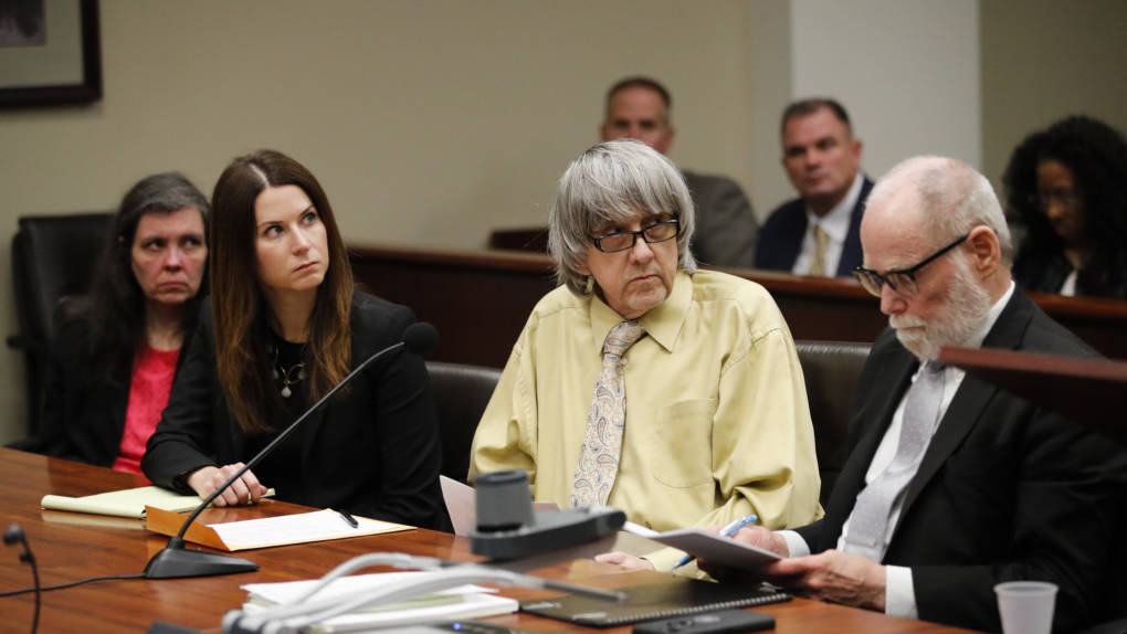 California Parents of 13 Plead Guilty to Abuse, Torture, Imprisonment