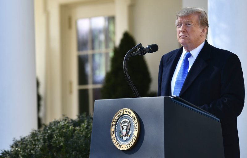 Trump Declares National Emergency to Help Fund Southern Border Wall