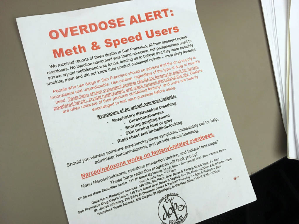 Meth's Comeback: A New Speed Epidemic Takes Its Toll on San