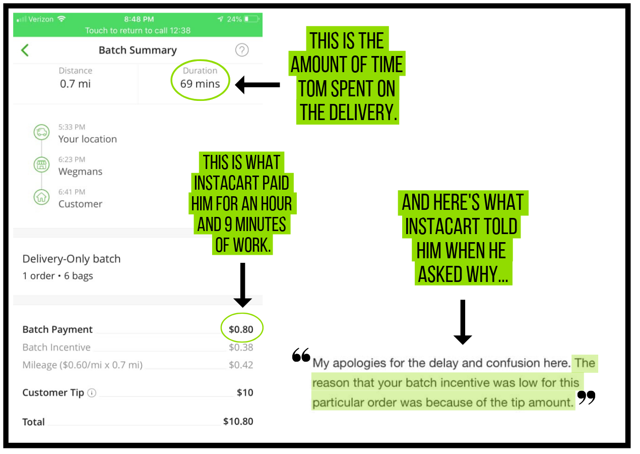 Instacart Ends Controversial Tip Policy