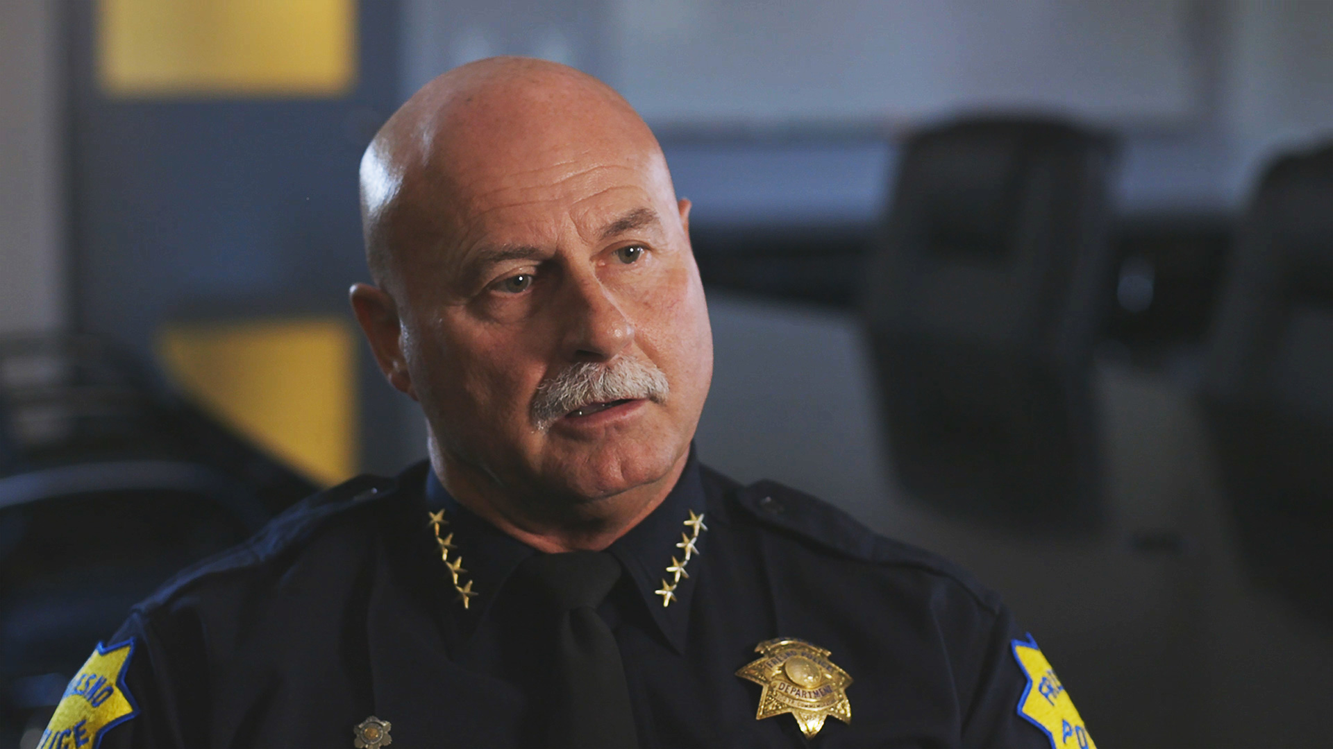 The Chief The Remarkable Sometimes Shocking Career Of Fresno S Top Cop Kqed