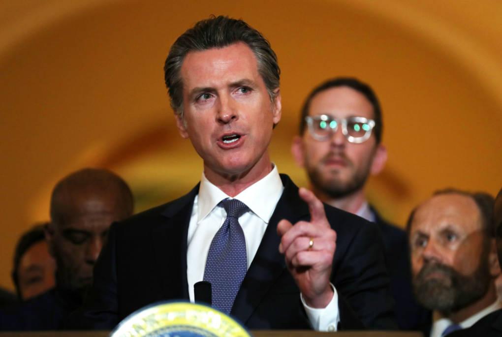 Poll: Californians Give Newsom Agenda Rave Reviews