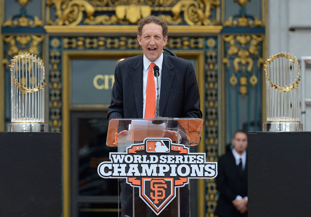 Giants CEO Baer Takes Leave After Altercation With Wife