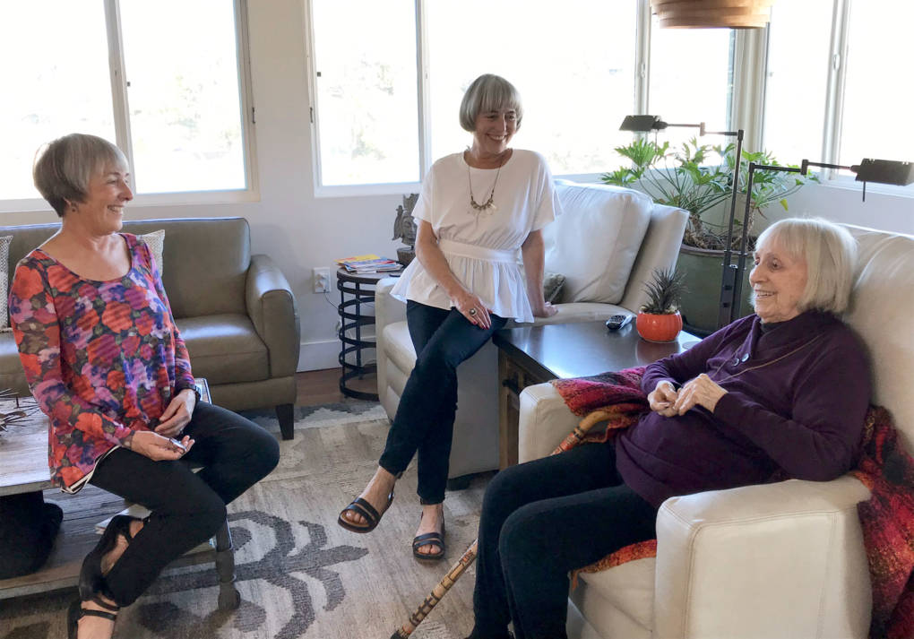 More Retirees Find Themselves Taking Care of Mom and Dad
