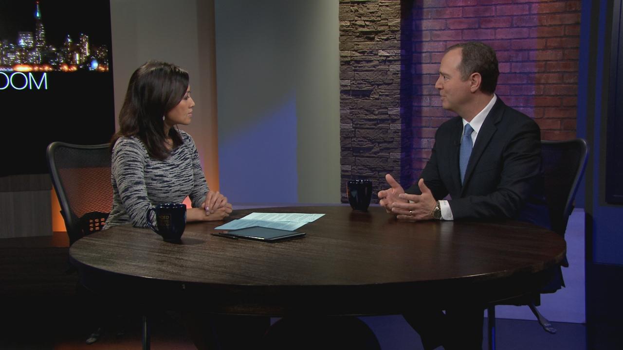 Congressman Adam Schiff, California's New Surgeon General, E-Cigarettes, Isaac Mizrahi