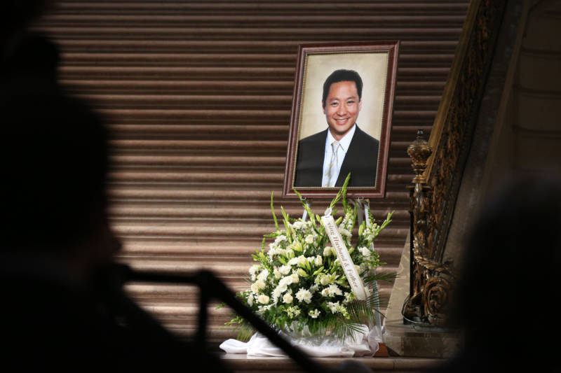 S.F. Public Defender Jeff Adachi's Death Ruled From Cocaine, Alcohol and Heart Problems