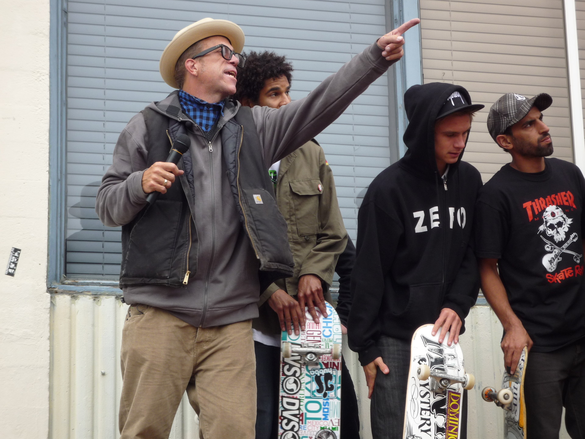 Jake Phelps Picture: Jake Phelps, Skateboarder And 'Thrasher' Editor, Dies At