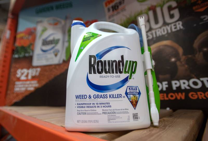 Jury: Monsanto's Roundup a 'Substantial Factor' in Causing Man's Cancer