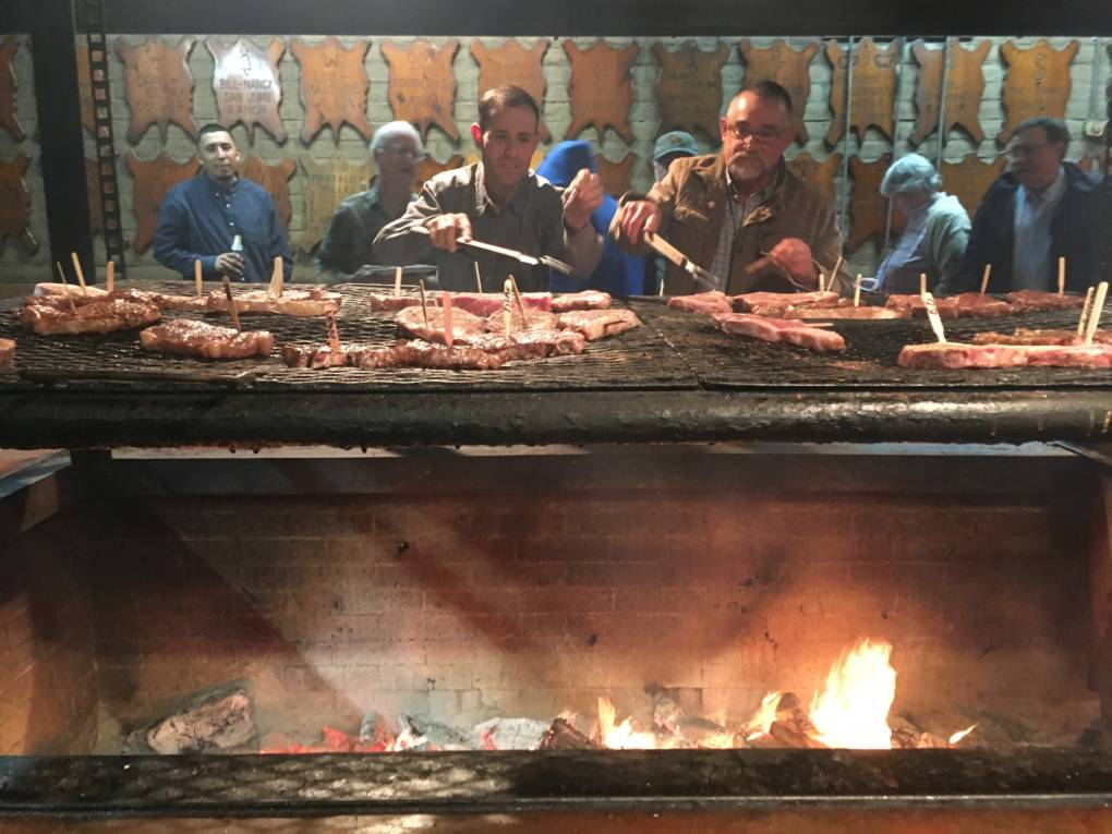 Golden State Plate: Santa Maria Barbecue, It's Not Just Tri-Tip