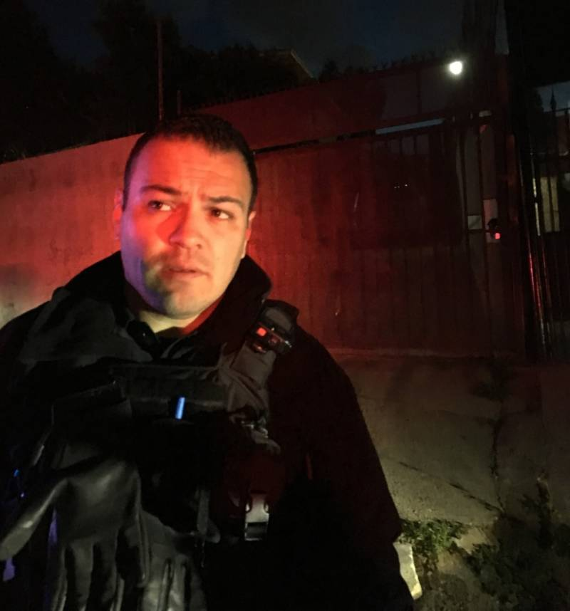 Tijuana Police Drug Trade-Rodriguez
