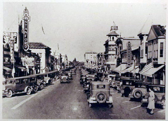 How Stanford's Desire for a Booze-Free Town Gave Birth to Palo Alto
