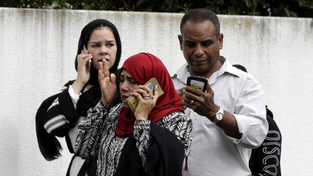 'One of New Zealand's Darkest Days': Shootings at Mosques Kill at Least 49