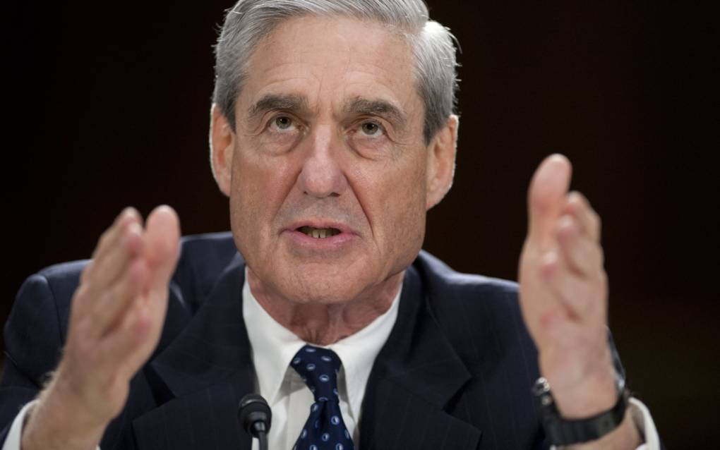 Robert Mueller Submits Report on Russia Investigation to Attorney General Barr