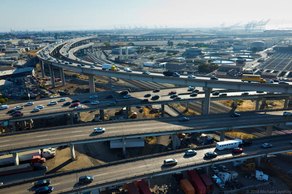 Caltrans 'Pauses' Big MacArthur Maze Project After Blasts From Cities, Residents