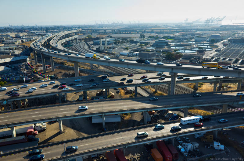 Caltrans 'Pauses' Big MacArthur Maze Project After Blasts From