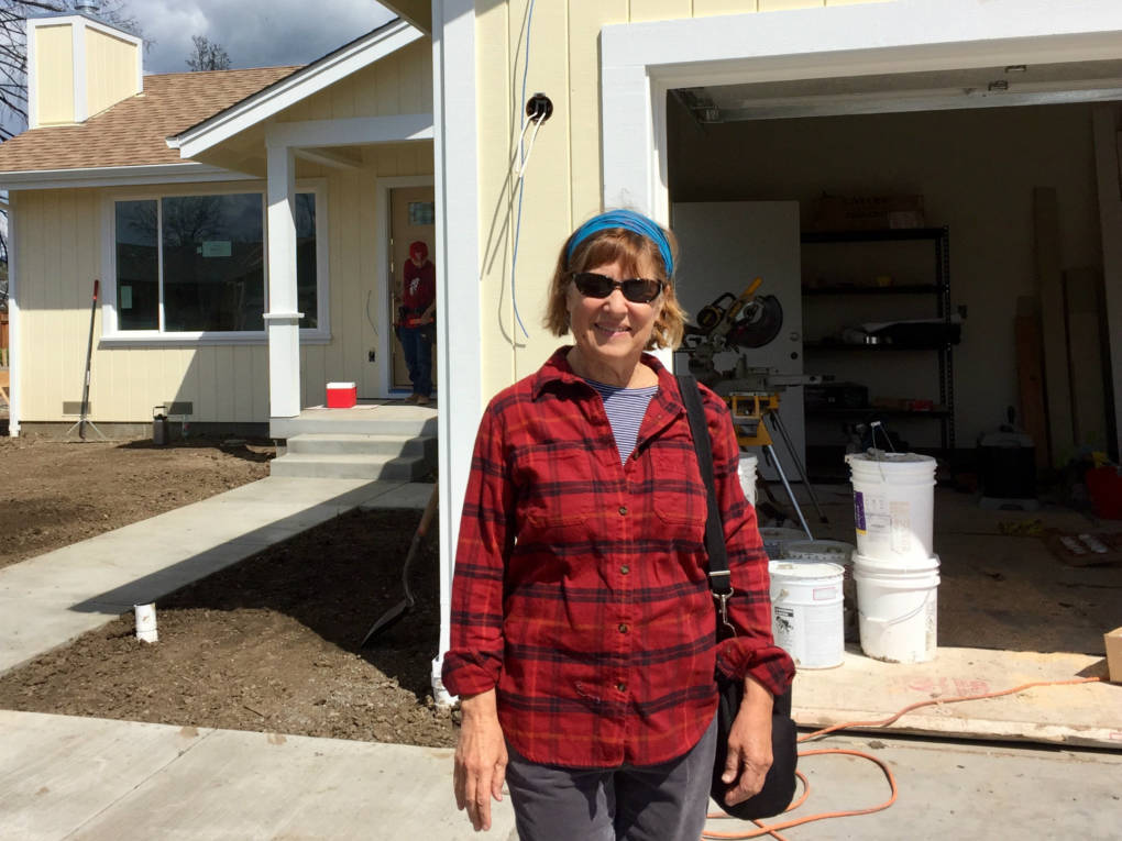 A Third of Homes Lost in 2017 Tubbs Fire Now Being Rebuilt