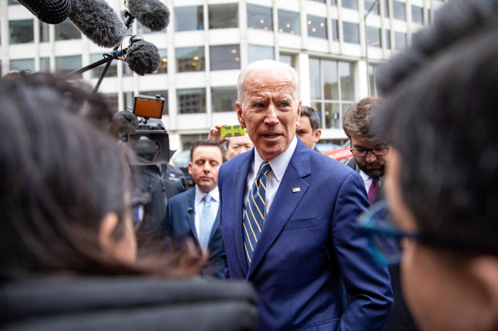 Biden and 2020: Do Voters Want Experience, a Fresh Face or Just a Trump Beater?