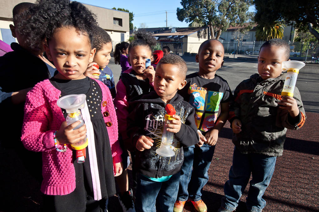 A Bold New Early Childhood Plan for California Aims for 'Equity'