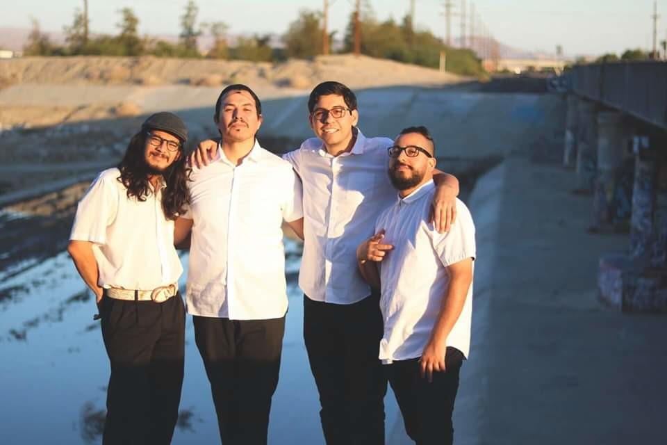 Music From the 'Other' Coachella: Meet Psychedelic Cumbia Band 'Ocho Ojos'