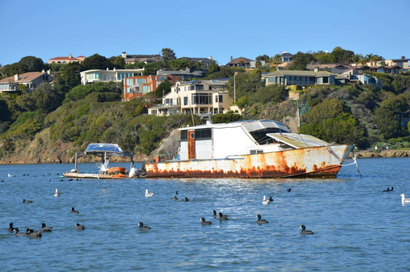 From Arks to Anchor-Outs: The History of Waterfront Living