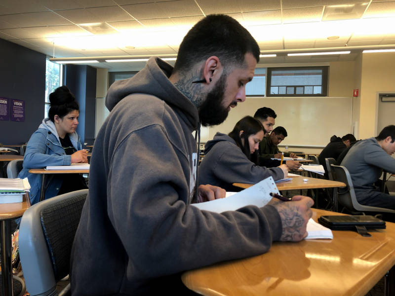 Is a Big-Ticket Plan to Help California's Community College Students Worth  the Cost? | KQED