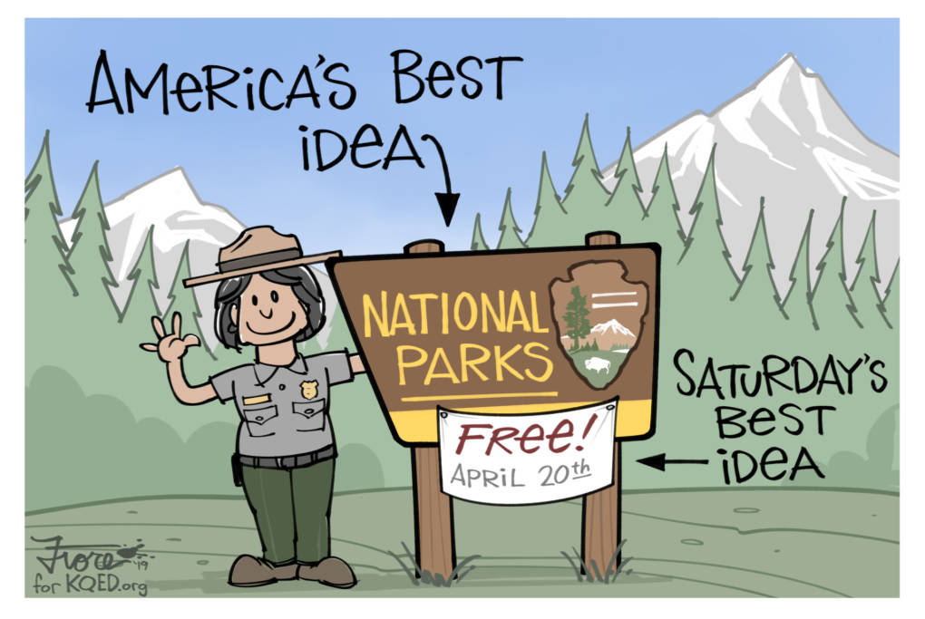 Free National Parks This Saturday