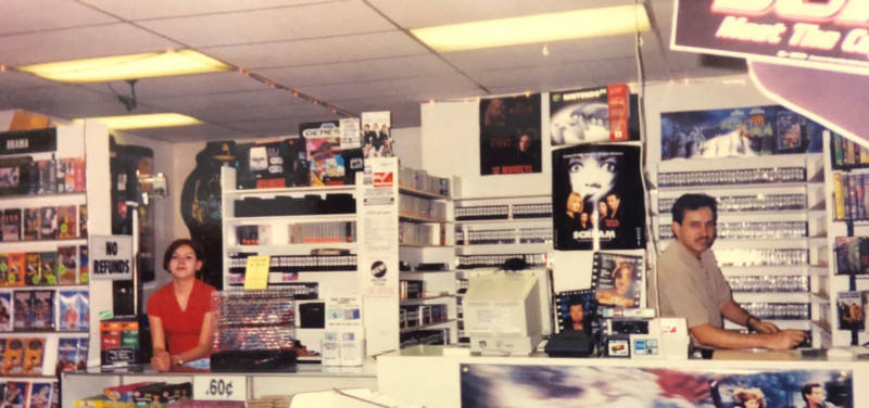 How an Old-School L A  Video Store Thrives in a Netflix World | The