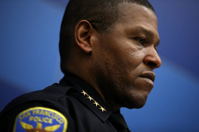 S.F. Police Union Calls on Chief to Resign Over Apology for Raid on Freelance Journalist's Home
