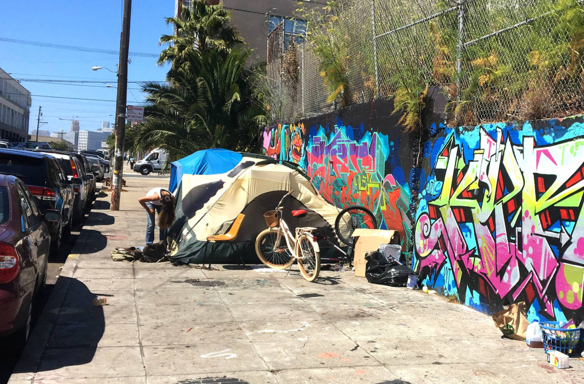 Major Homeless Spikes Reported in San Francisco, Alameda and Santa Clara Counties