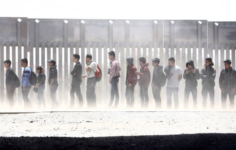 San Diego Asks for Federal Aid as Border Patrol Flies in