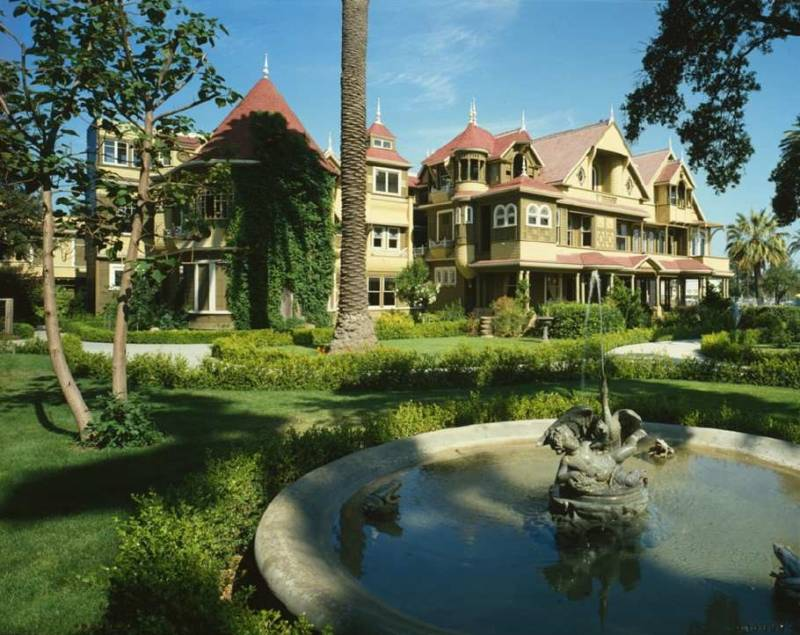 The Winchester Mystery House is such a mystery that plenty of locals have never been.