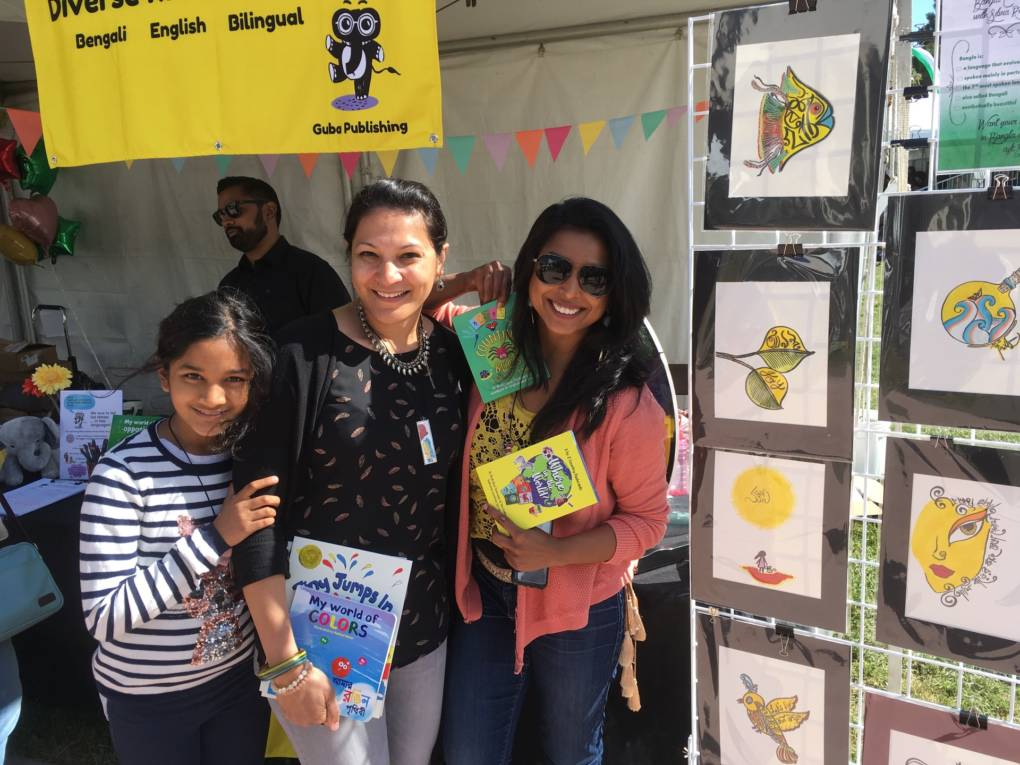 PHOTOS: Bay Area Book Festival Brings Together Authors, Publishers and Readers