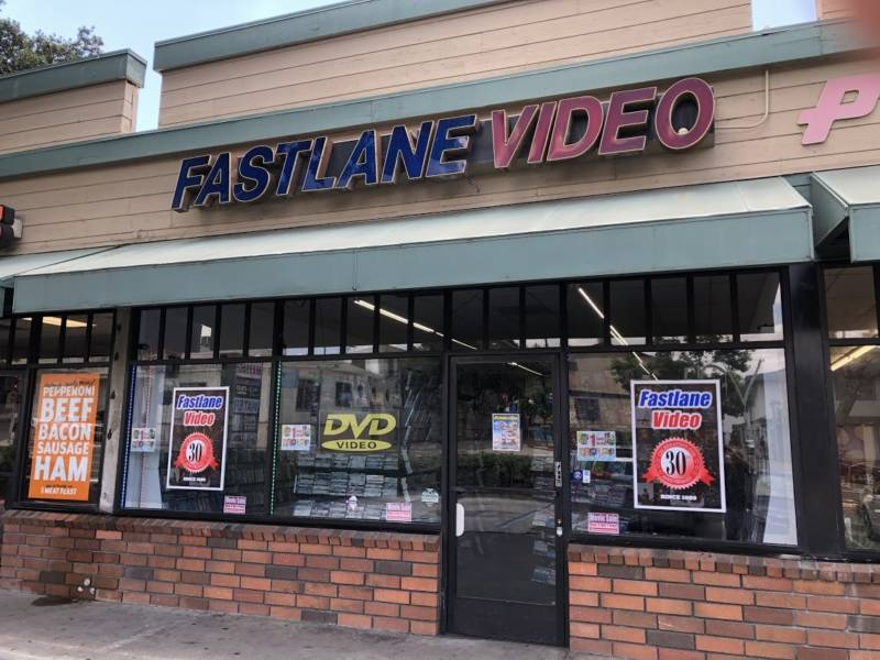 Fastlane Video is still going strong in the Los Angeles suburb of Whittier.