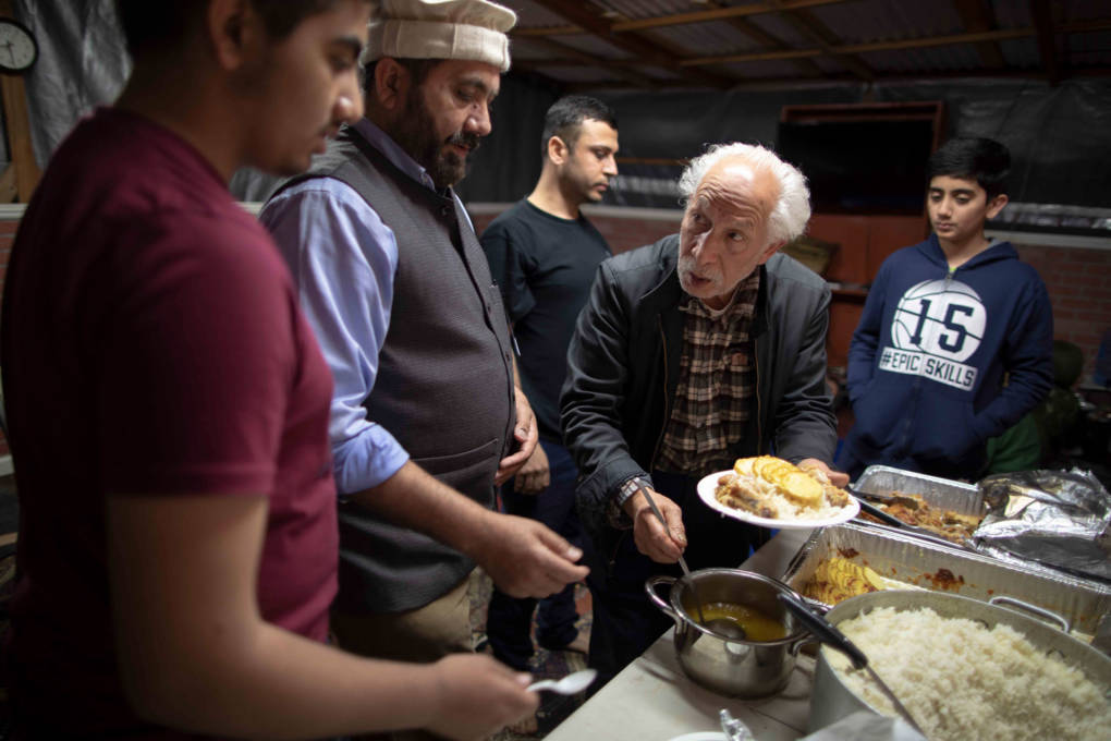 Retired California Chef Builds Community Through His Volunteer Cooking