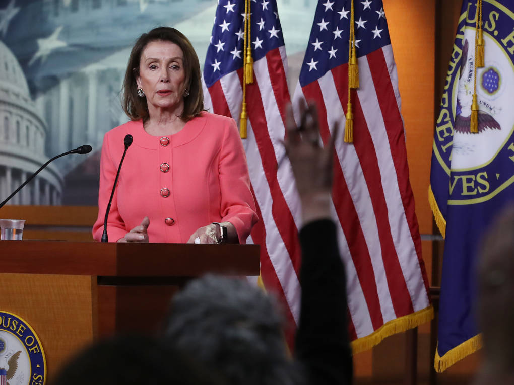 Pelosi Says Barr Lied to Congress: 'That's a Crime'
