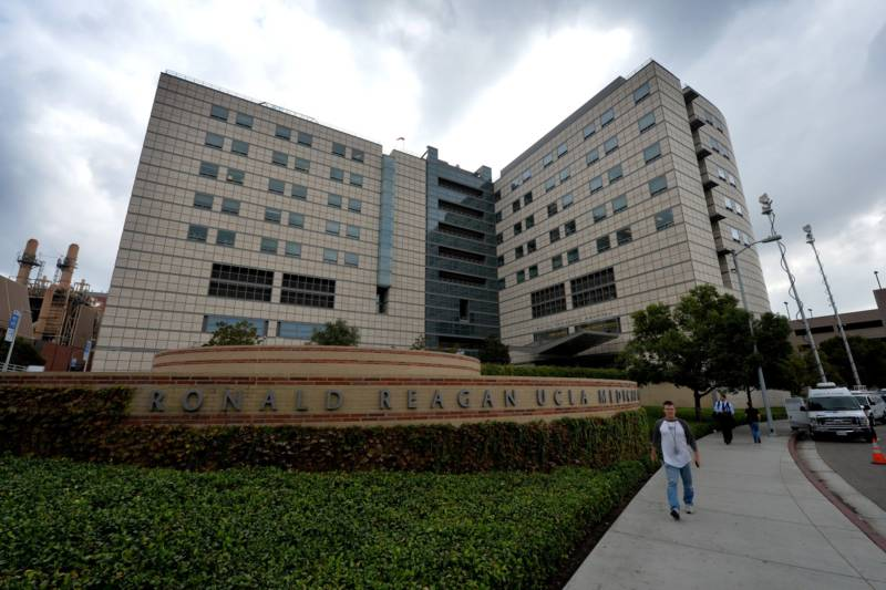 Woman Alleges UCLA Gynecologist Sexually Assaulted Her, Sues