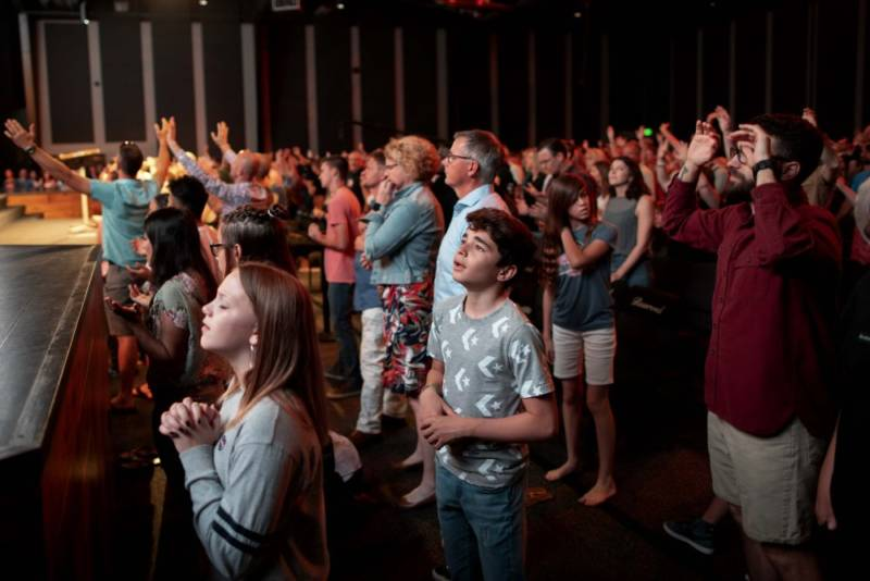 How Redding Became an Unlikely Epicenter of Modern Christian Culture