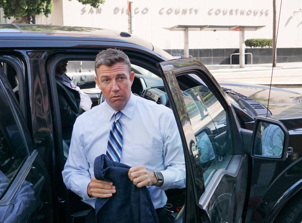 Rep. Duncan Hunter Used Campaign Cash for Extramarital Affairs, Federal Prosecutors Say
