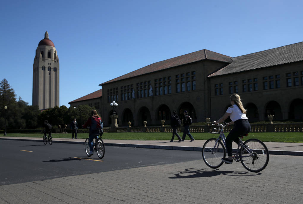 The Most Affordable University in the Bay Area Is ... Stanford?